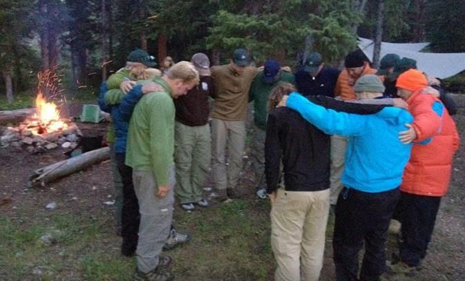 Taking The Valley, Prayer